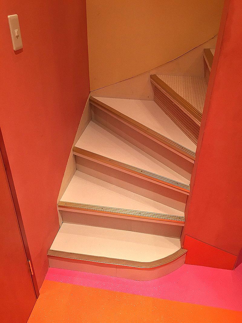 小町通り階段リフォーム