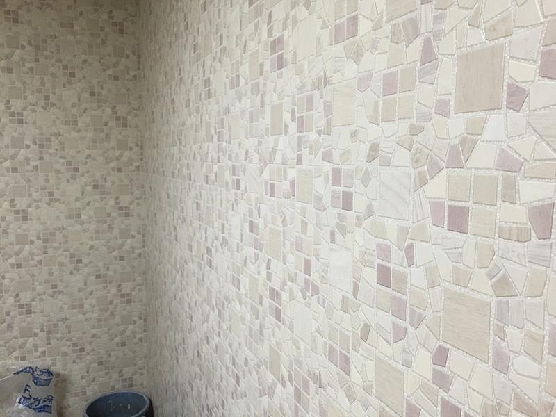 吉井ウッドタイル壁紙拡大2