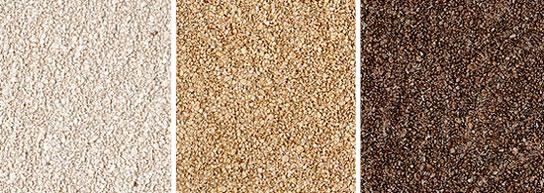 珪藻土クロス拡大図